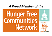 Member of Hunger Free Communities Network