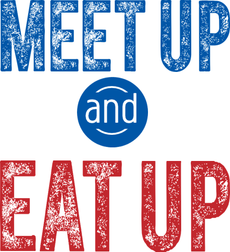 meet up and eat